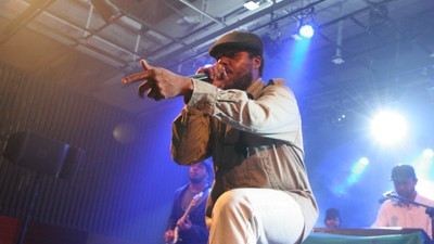 O novo álbum do Monkey Jhayam bebe na fonte do reggae britânico