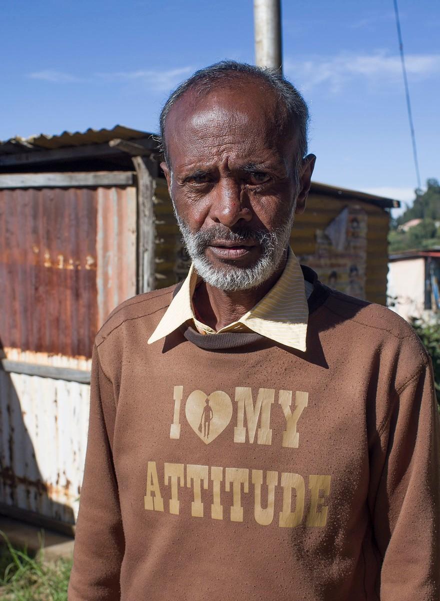 De ludieke T-shirts die Indiërs dragen