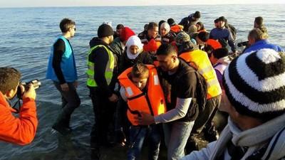 Cum am ajuns să sap morminte pentru refugiați