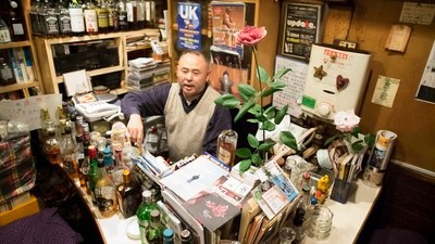 Views from Tokyo's Infamous Gay Micro-Bar District