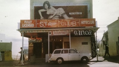 In Loving Memory of One of New Zealand's Oldest Strip Clubs