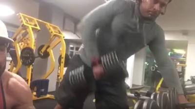 Wem Tim Wiese seine 65-Kilo-Hantel-Übungen noch widmen sollte