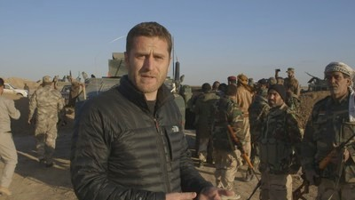 VICE Reporter Ben Anderson on What It Was Like to Interview a Member of ISIS