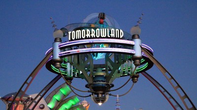 Imagineering the Future: Walt Disney's Obsession with Building a Better Tomorrow