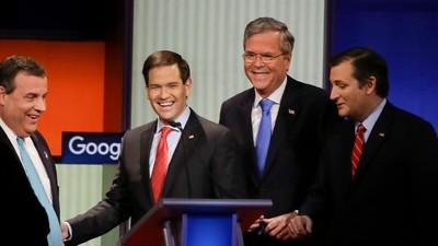 What We Learned from Thursday's Mud-Slinging GOP Debate