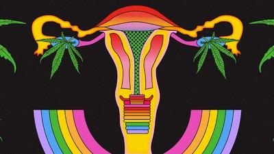 Je kunt wiet in je vagina stoppen om menstruatiekrampen tegen te gaan
