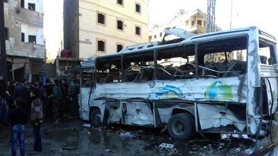 Islamic State Behind Three Bombings That Killed 60 Near Syria's Holiest Shiite Shrine