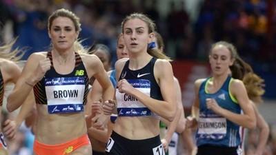 A velocista grávida que espera competir nas Olimpíadas do Rio