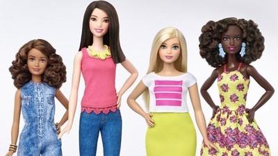 Barbie op de cover van TIME