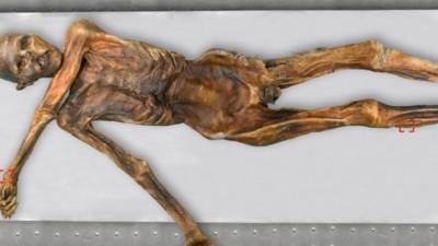 Der älteste Tintling der Welt: Warum hatte Ötzi so viele Tätowierungen?