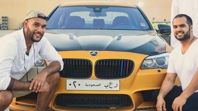 Drift sauvage : À la rencontre des drifters d'Arabie saoudite
