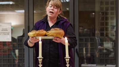 I Went to the First French Service at a London Synagogue