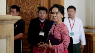 Historic Day in Myanmar as New Parliament Opens, Ending Decades of Military Rule