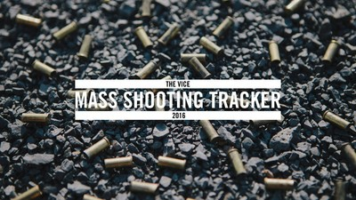 Introducing the VICE 2016 Mass Shooting Tracker