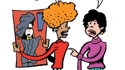 There's Another Michael Jackson Sighting in Today's Comic from Peter Bagge
