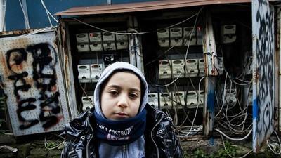 En Imágenes: dentro del 'ghetto del amianto' en Nápoles