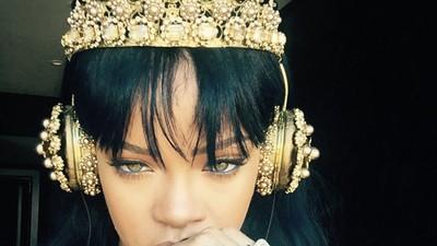 Escuchando el nuevo disco de Rihanna con Garbanzo