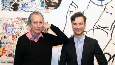 Artists Raymond Pettibon and Marcel Dzama Made a Zine Together