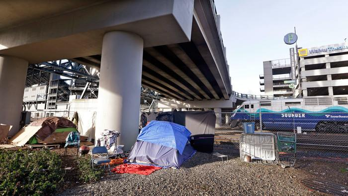 Three Teens Have Been Arrested After a Mass Shooting in a Seattle Homeless Camp