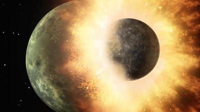 Geophysiker beweisen: In der Erde schlummern noch Reste des Urzeitplaneten Theia