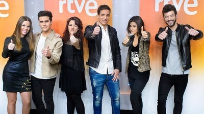 """""""Objetivo Eurovisión"""": una nueva chapuza de Televisión Española"""