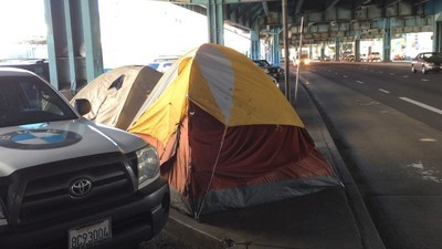 The Imperfect Host, Part Three: How the Super Bowl Is Displacing San Francisco's Homeless