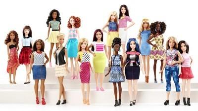 Warum die neuen Barbies so wichtig sind