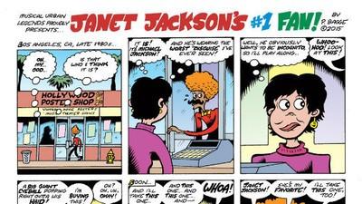 Cel mai mare fan al lui Janet Jackson