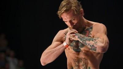 Conor McGregor, o guerreiro irlandês obcecado com o movimento