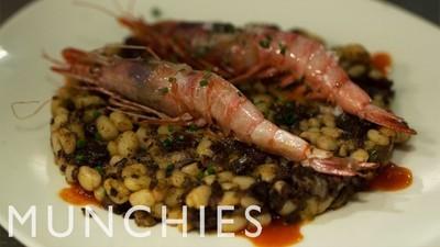 Cu bucătarul în oraș: O seară cu momițe de vițel în Barcelona
