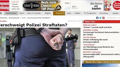 Was hinter der falschen Beschuldigung eines Flüchtlings durch die ,Kronen Zeitung' steckt