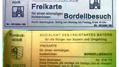 Gli estremisti tedeschi hanno cercato di convincere tutti che i profughi vanno al bordello gratis