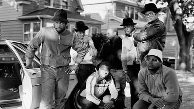 Fotografii cu începuturile punk și hip-hop