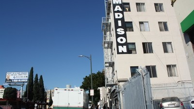 Landlords in Los Angeles Are Allegedly Making Buildings Uninhabitable to Push Out Poor People