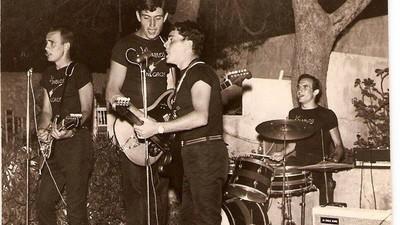 Fotografías de los primeros rockers españoles de los años 60