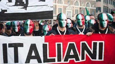 Questo documento rivela cosa pensa la polizia italiana di CasaPound
