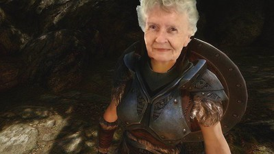 Meet YouTube's 79-Year-Old Grandma Gamer