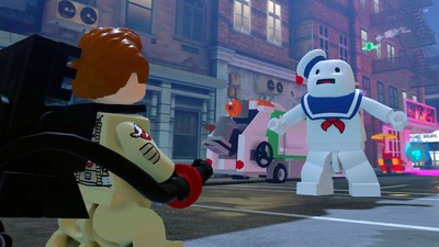 A Brief History of Ghostbusters and Video Games
