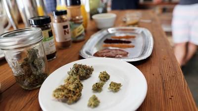 Bong Appetit : Le café au cannabis