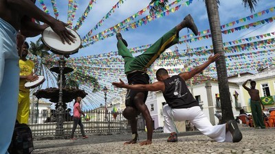 Is There a Place for Capoeira in the Olympics?