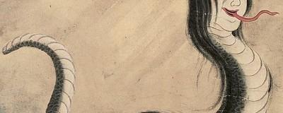 Las mujeres demonio y fantasma del antiguo Japón