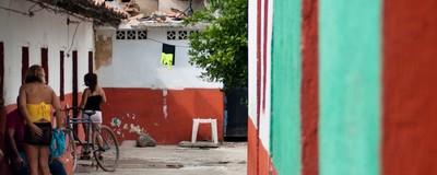 """""""Desde que la Bestia dejó de pasar todo es más difícil"""": trabajadoras sexuales en Chiapas"""
