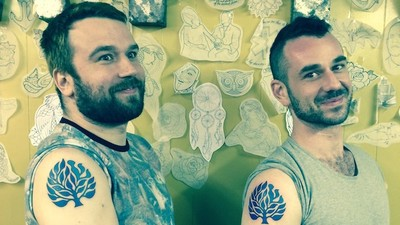 Max Bemis Talks About Say Anything's New, Kanye-Approved Album, 'I Don't Think It Is'