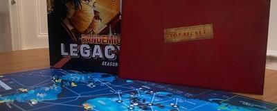 «Pandemic Legacy» es el mejor juego de mesa de todos los tiempos