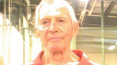 Robert Durst Is Going to Prison Over a Gun Charge