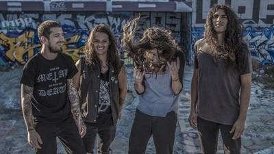 Skate y metal: Conversamos con David González sobre RattBlack, su banda de thrash