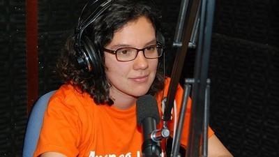 Almorzando con Sara Abril: la estudiante de la nacional que le gritó al presidente Santos
