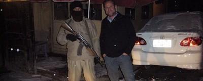 Así de jodido fue dirigir un garito en Kabul en plena guerra