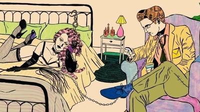 Cómo hacer que el sexo en pareja funcione cuando sólo a uno le gusta rudo