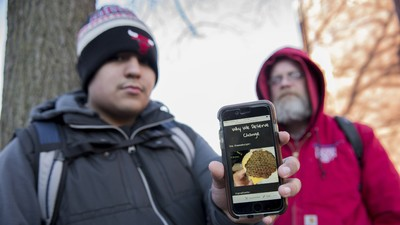 How Chicago Students Are Fighting Disgusting School Lunches